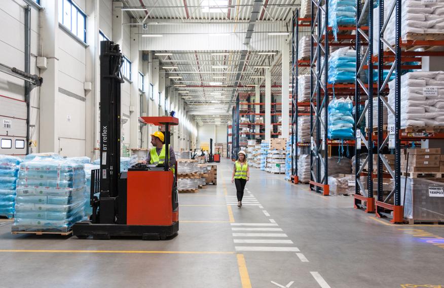Kiedy warto usprawnić proces logistyczny w firmie?